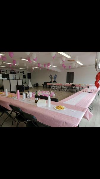 Location De Salle Pour Bapteme A Marignane Oka Dance