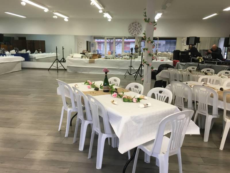 Louer Une Salle De Reception A Marignane Oka Dance